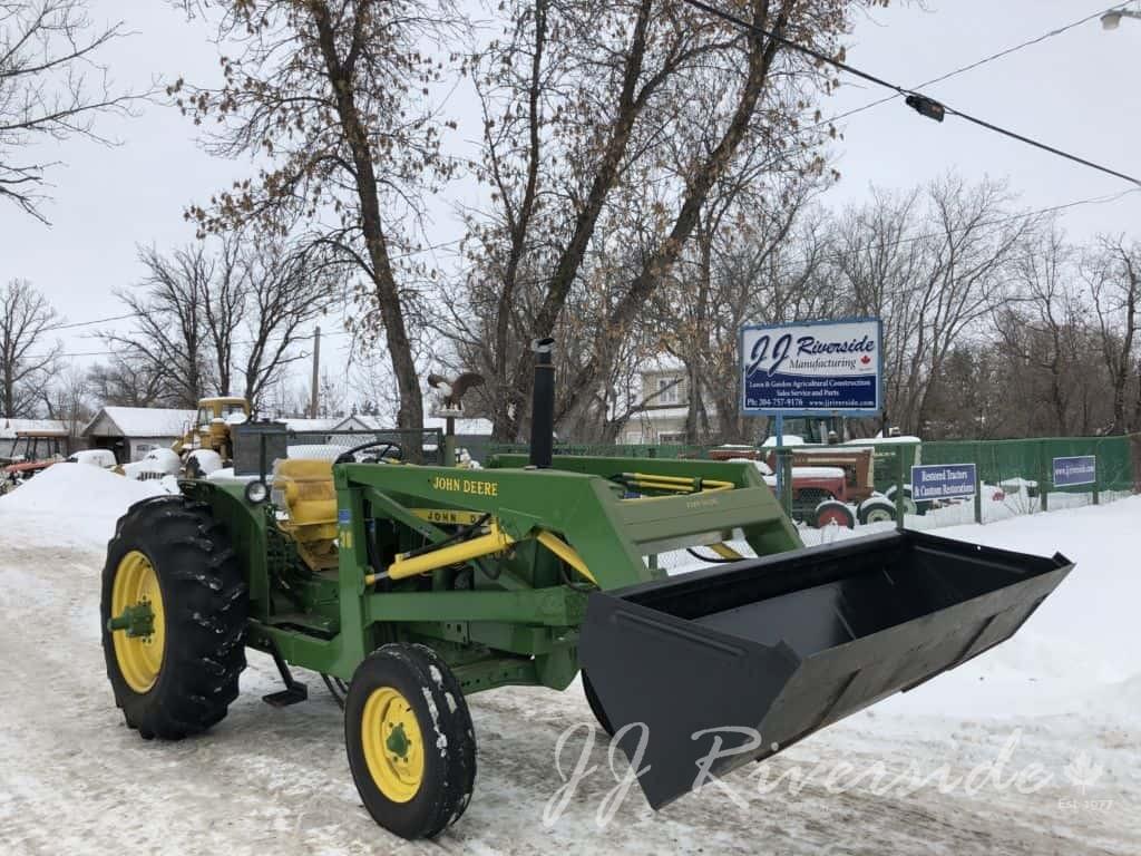 John Deere 2010 - Gas Rebuilt Tractor (Loader)