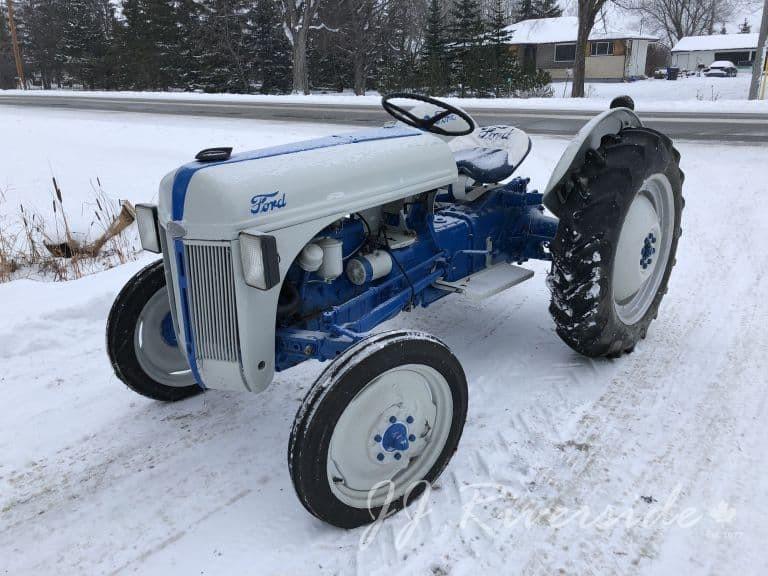 Ford 8N 227-280