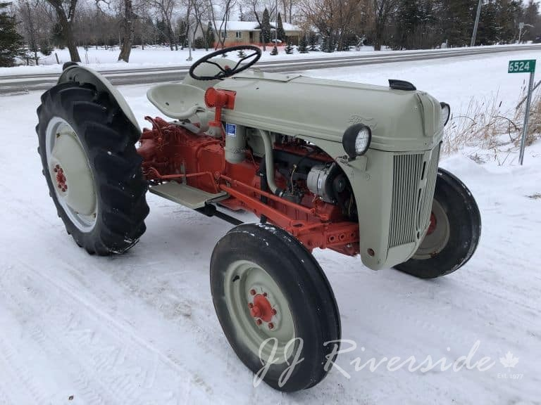 1948 Ford 8N Wheel Tractor