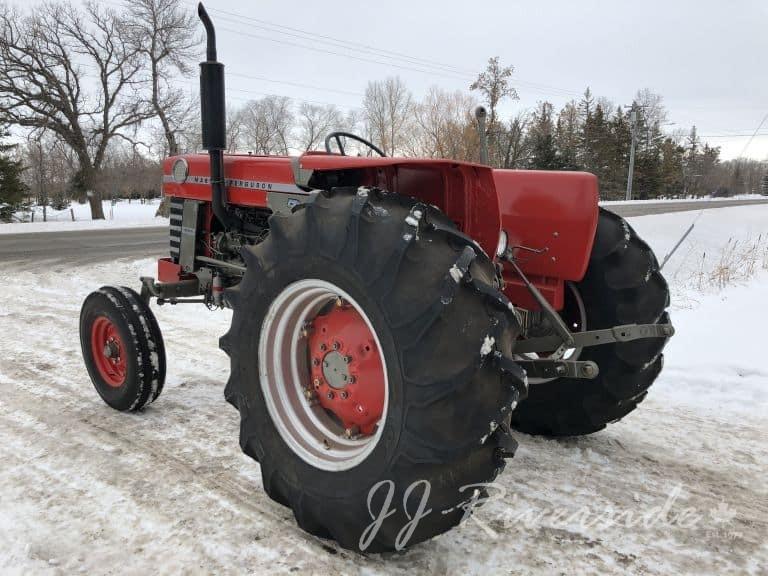Massey Ferguson 165 - Diesel Rebuilt Tractor