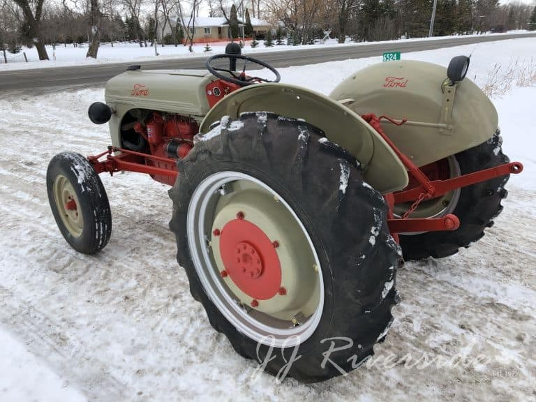 Ford 9N Wheel Tractor