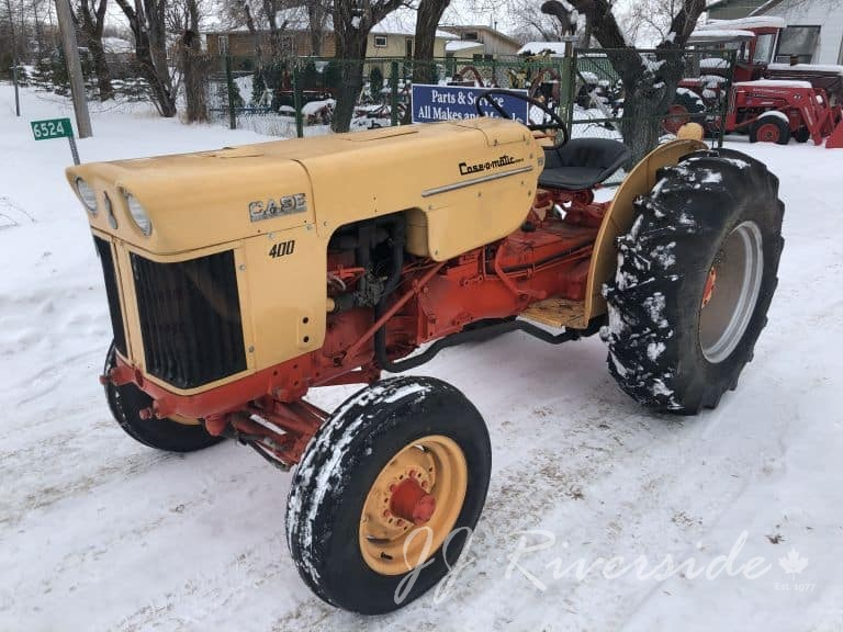 Case 410B - Gas Rebuilt Tractor