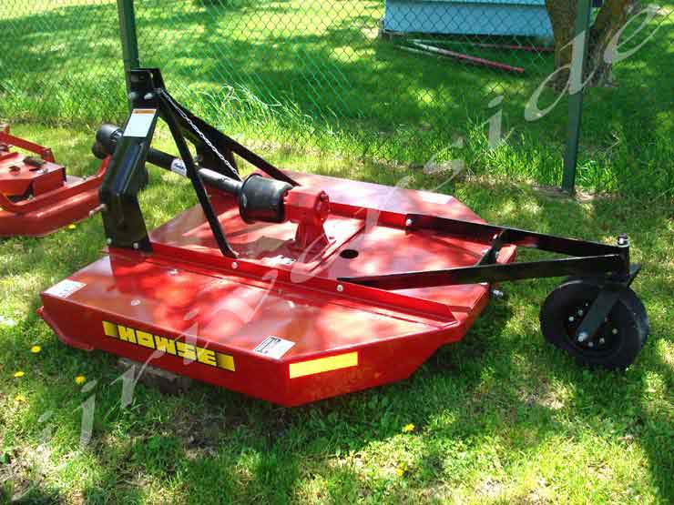 3PH Rotary Rough-Cut Mowers