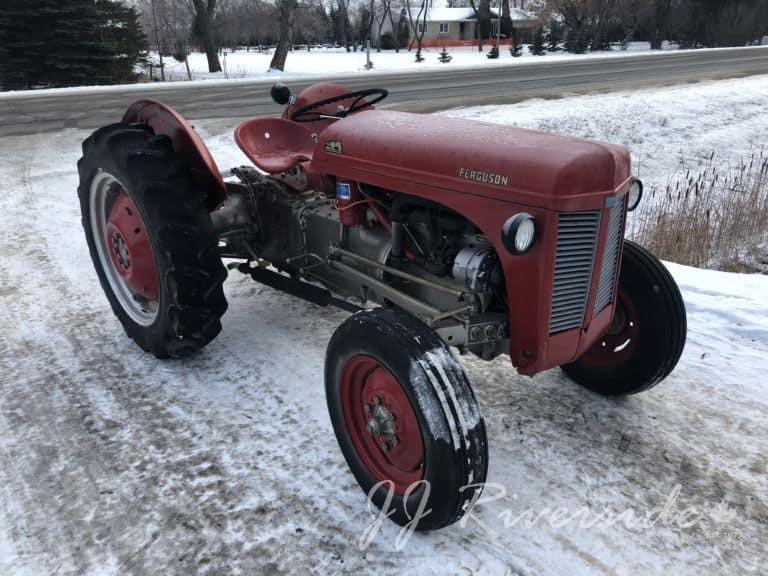 Ferguson TEA2085 (Pre-owned, 232-200)