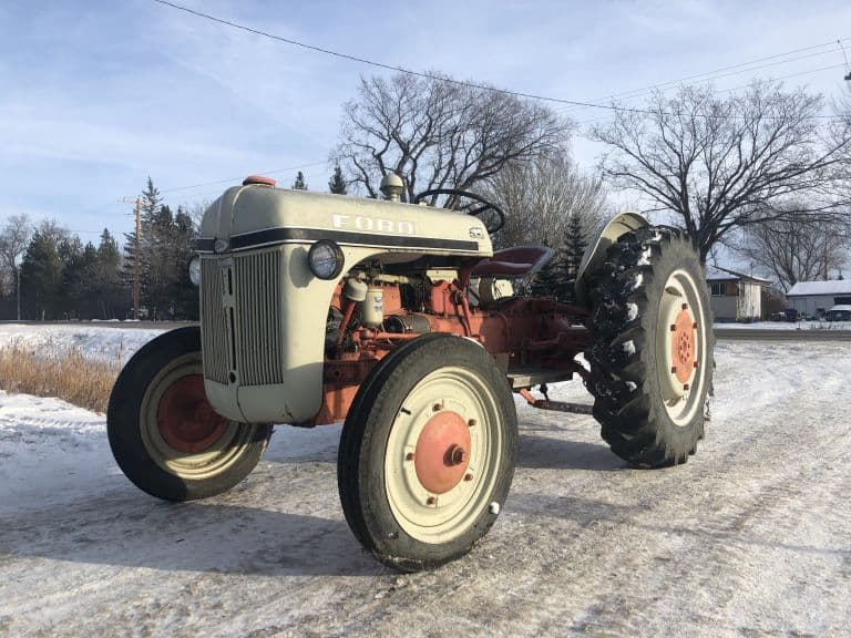 Ford 9N 227-134